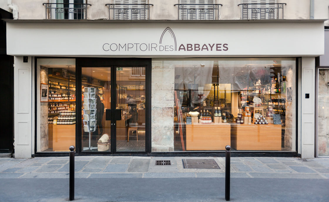 on comptoir des abbayes